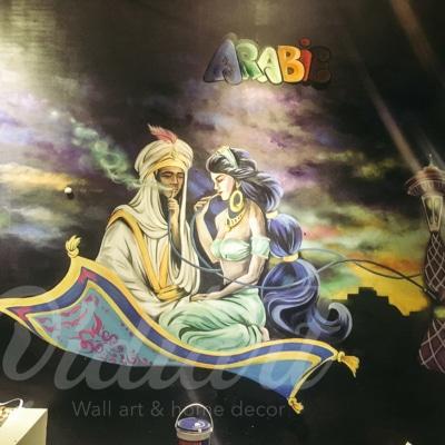 Quán cafe shisha Arabie 12