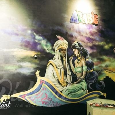 Quán cafe shisha Arabie 7