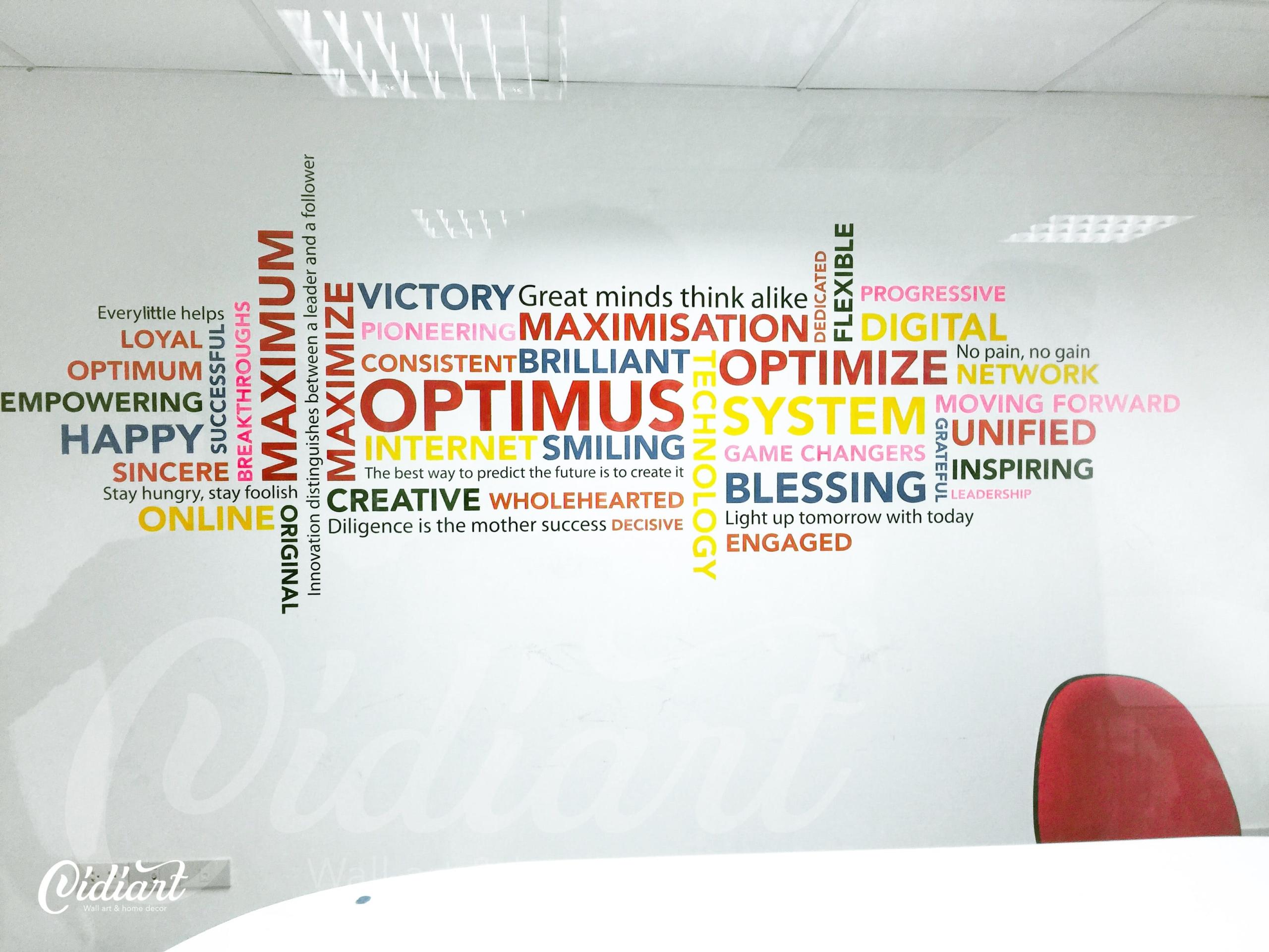 Văn phòng Optimus Technology 1