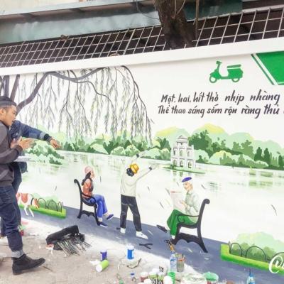 Grab Việt Nam - Việt Nam sau tay lái 12