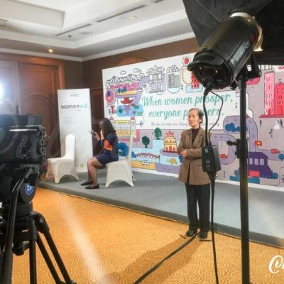 Sự kiện Womenwill - dự án sáng tạo của Google 2