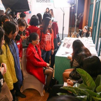 Sự kiện Womenwill - dự án sáng tạo của Google 8