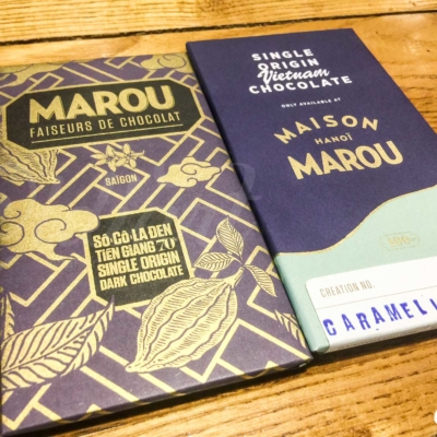Chocolate ngon nhất thế giới - Maison Marou Hanoi 14