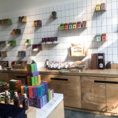 Chocolate ngon nhất thế giới - Maison Marou Hanoi 16