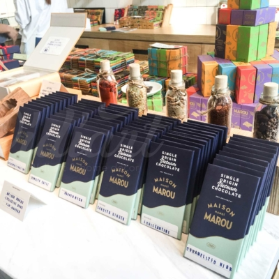 Chocolate ngon nhất thế giới - Maison Marou Hanoi 15