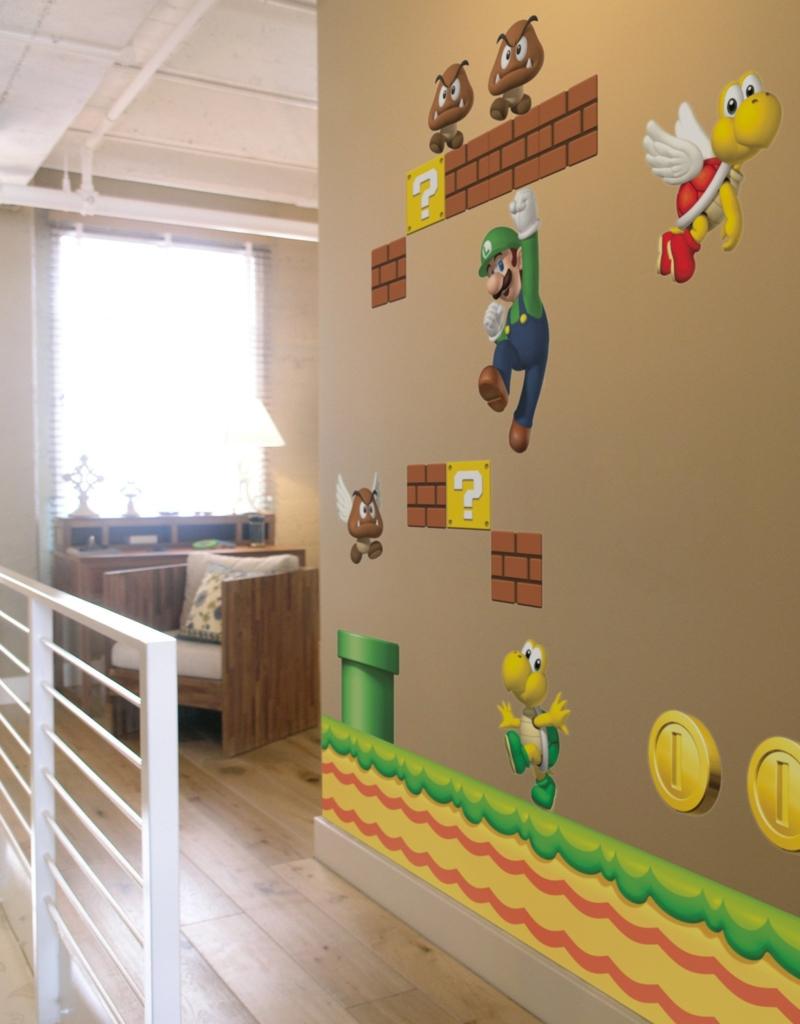 Những ưu điểm khi sử dụng decal dán tường cho bé 3