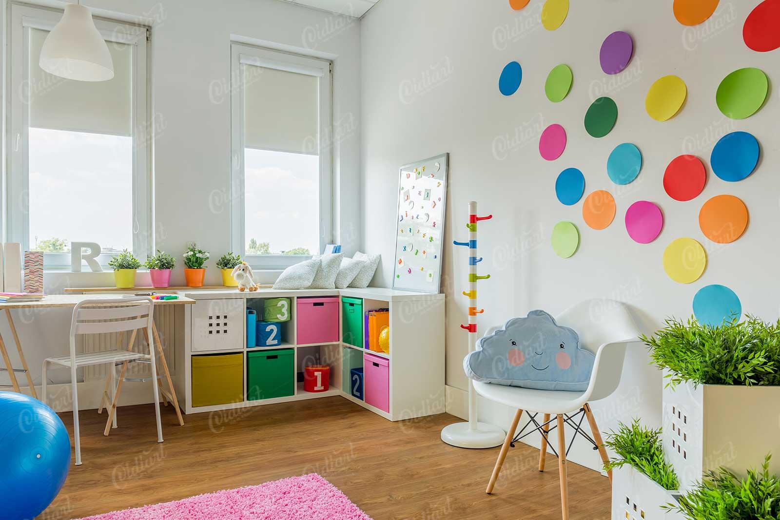 Trang trí phòng cho trẻ