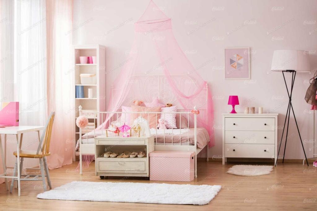 6 lưu ý nhỏ khi trang trí phòng ngủ cho bé yêu 2