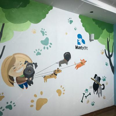 Dịch vụ chăm sóc thú cưng Munty Pet 5