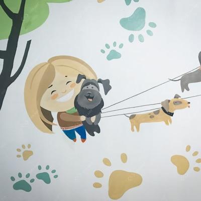 Dịch vụ chăm sóc thú cưng Munty Pet 4
