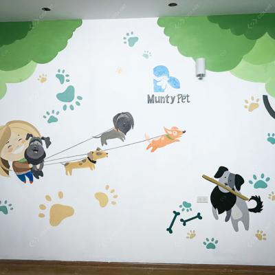 Dịch vụ chăm sóc thú cưng Munty Pet 2