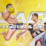 Vẽ tranh tường trung tâm Pace kickboxing & Fitness 7