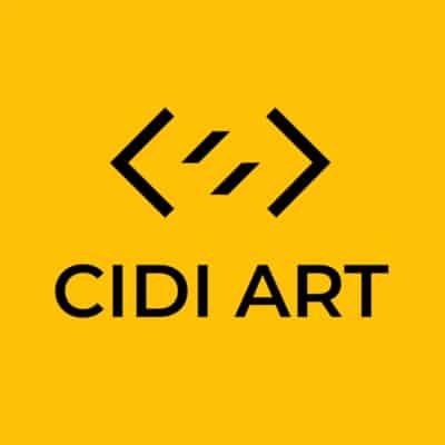 Vẽ tranh tường cidiart - logo